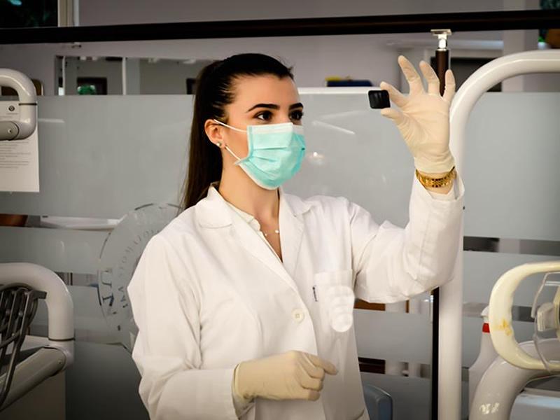 Riesgos laborales en la clínica dental